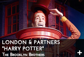 London & Partners Harry Potter